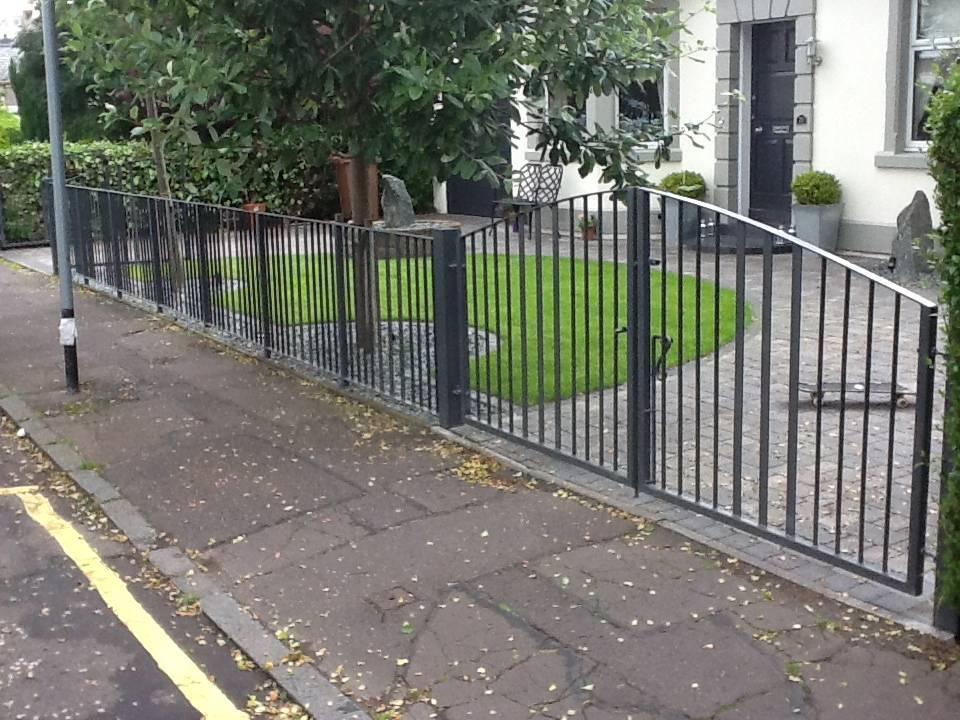 Edinburgh Dalkeith drive way gate