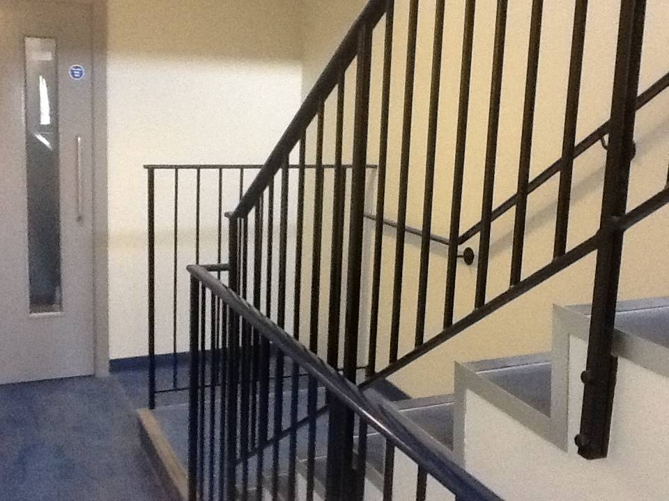 Bespoke made to measure handrail