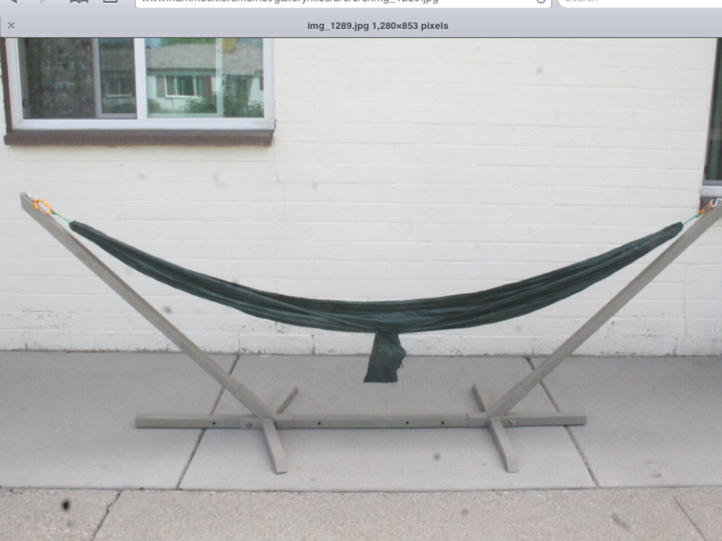 bespoke hammock dalkeith